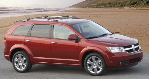 Monovolumen Dodge Journey