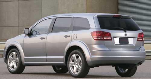 Dodge Journey, el sustituto del Voyager corto