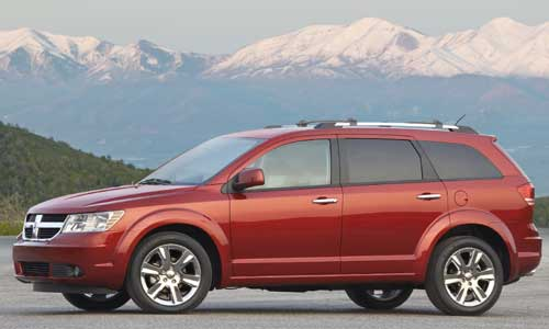 Fotos del nuevo Dodge Journey