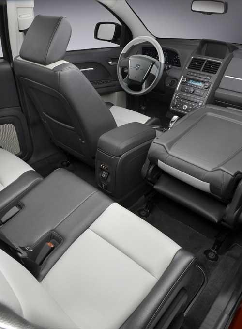 Monovolumen Dodge Journey - Interiores y equipamientos