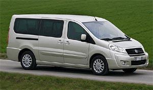 Nueva furgoneta Fiat Scudo