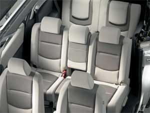 Mazda 5 monovolúmen con siete plazas