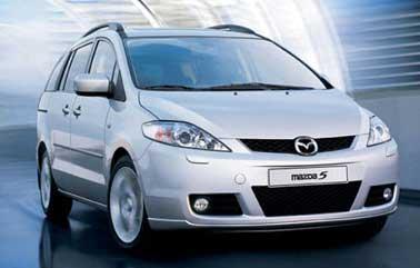 Mazda 5, monovolumen deportivo para la familia