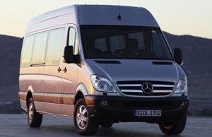 furgoneta Mercedes Sprinter 209 CDI Furgón