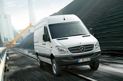 Mercedes Sprinter 215 CDI Furgón