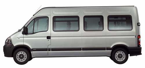 Precios Nissan Interstar Combu y Bus