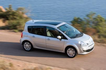 Renault Gran Modus, coche para familias jóvenes